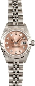 Used Ladies Rolex Oyster Perpetual 79174