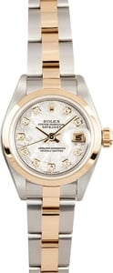 Ladies Rolex Datejust Diamond Dial