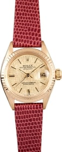 Lady Rolex President Watch Model 6917