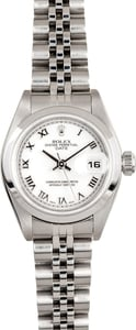 Pre-Owned Rolex Ladies Perpetual Date Model 79160