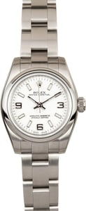Ladies Rolex Oyster Perpetual 176200