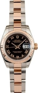 Ladies Rolex DateJust 179171