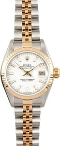 Ladies Rolex Datejust 79173 Luminous Dial