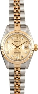 Diamond Ladies Rolex 79173