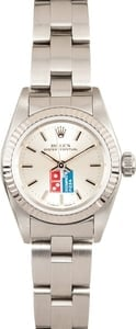 Ladies Rolex 67194 Dominos Dial