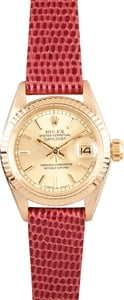 Ladies Rolex Dress Watch