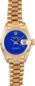 Ladies Rolex President Watch 69178