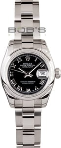 Ladies Rolex DateJust 179160