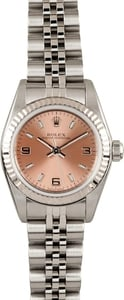 Pre-Owned Ladies Rolex Perpetual Model 76094