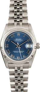 Midsize Steel Datejust 68274
