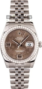 Rolex 116244 Chocolate Dial