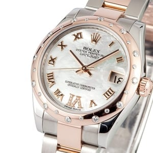 Lady Rolex Rose Gold Mid-Size 178341