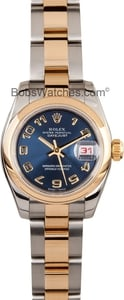 Ladies Rolex Datejust Watch 179163