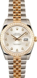 Rolex Diamond Datejust 36MM 116243