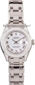 Rolex Lady Pearlmaster Masterpiece 80359