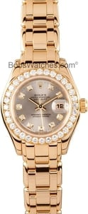 Rolex Pearlmaster Lady DateJust
