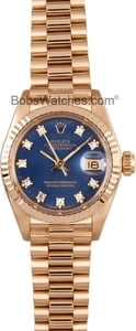 Pre-Owned Rolex Ladies President Model 6927