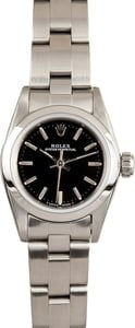 Ladies Rolex Steel Oyster 67180