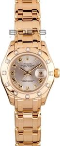 Lady Rolex Pearlmaster
