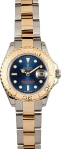 Lady Rolex Yacht-Master 169623 Blue Dial