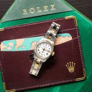 Rolex Ladies Datejust 6917 Certified Pre-Owned