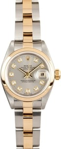 Ladies Rolex Datejust 69163