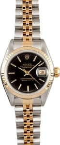 Two Tone Lady Rolex Datejust 69173