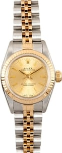 Used Rolex Ladies Oyster Perpetual 67193