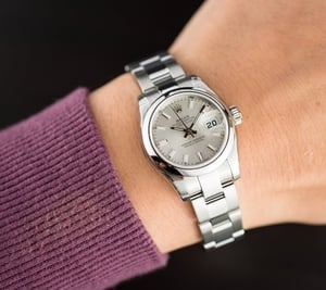 Rolex Lady Datejust 179160 Factory Stickers