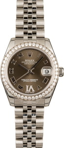 Rolex Datejust 178384 Diamond