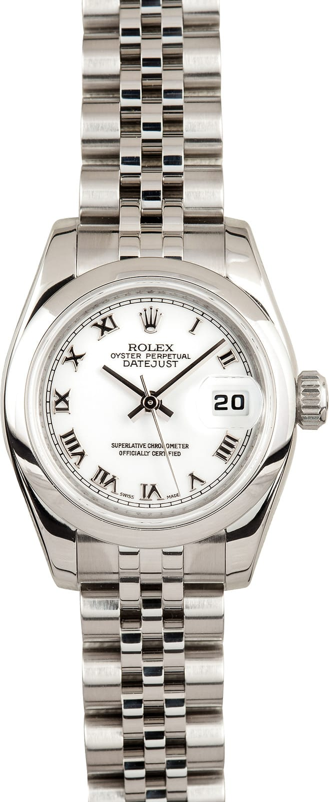 Certified Pre Owned >> Rolex Womens Datejust 179160 - Certified Pre-Owned
