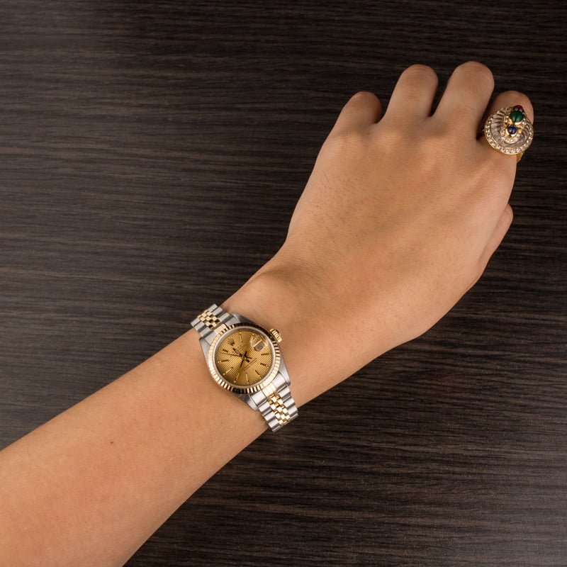 Rolex Lady,Datejust 26MM 69173