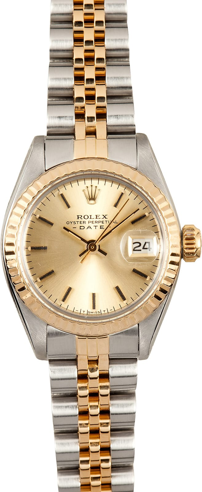 Used Rolex Daytona >> Buy Rolex Date 18k Gold 6916 - Low Prices