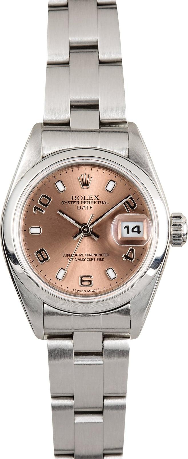 Rolex Submariner Rosa
