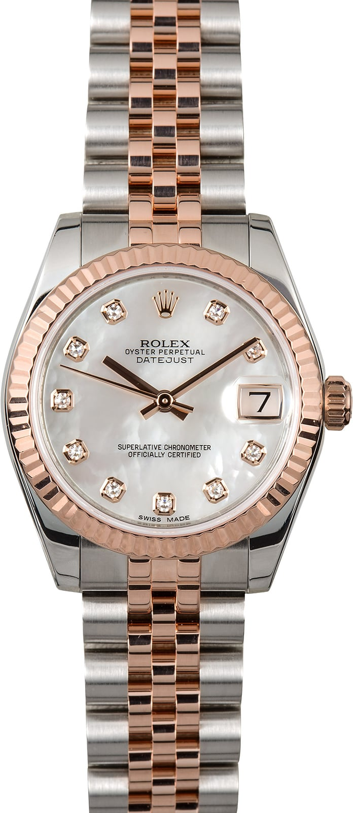 Rolex Datejust 178271 Diamond Dial 31mm