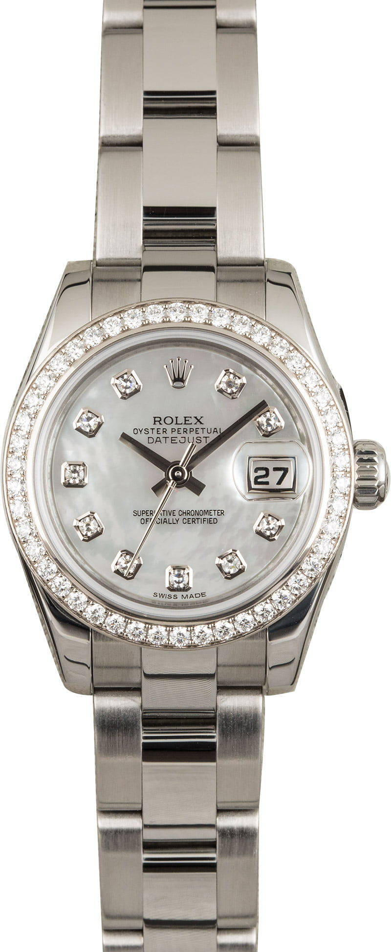 Buy Used Rolex Lady-Datejust 179384