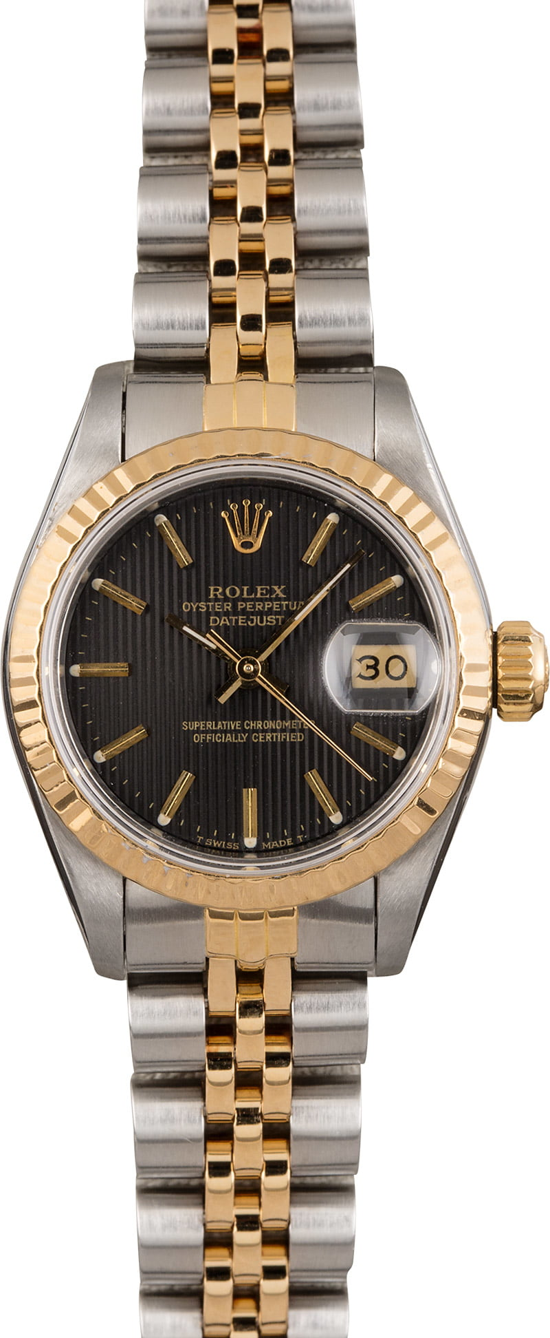 4e02b0de4a963 Buy Used Rolex Lady-Datejust 69173