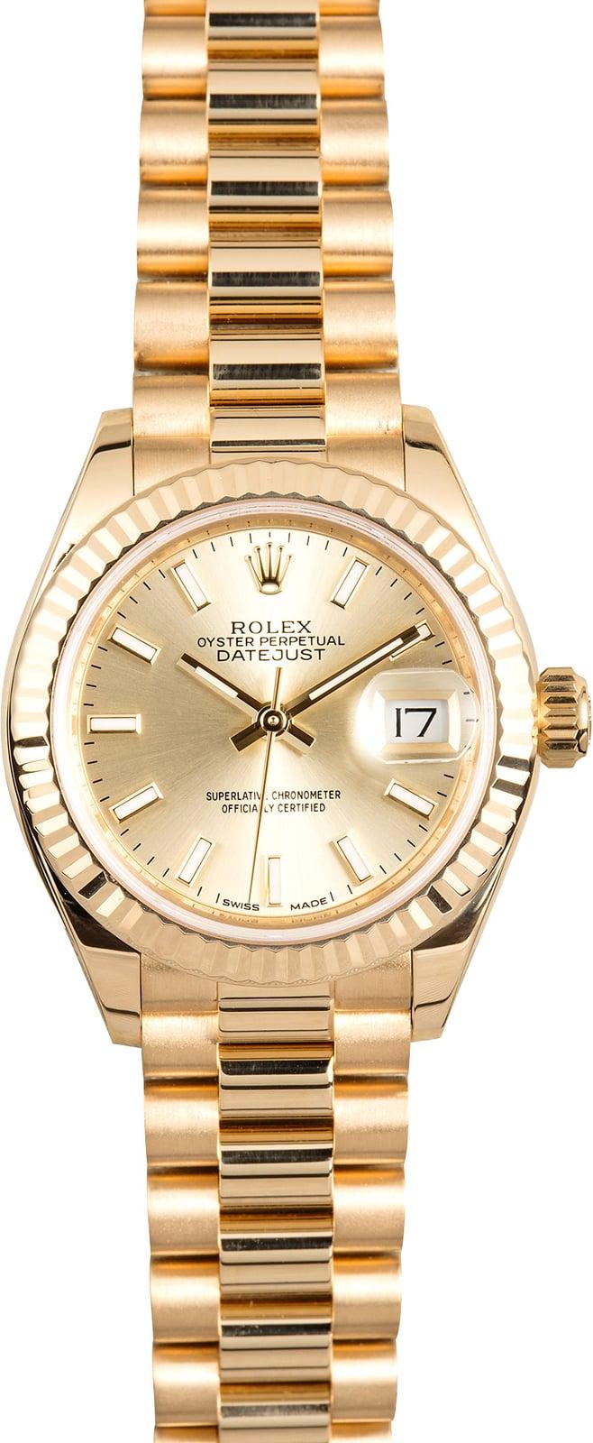 Datejust Rolex Ladies
