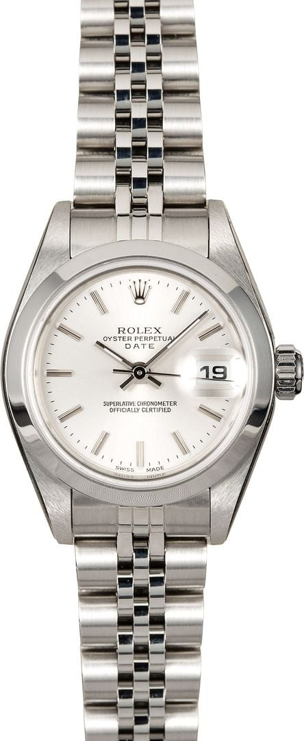 00fb4beaa2994 Ladies Rolex Date 79160 - Save up to 50% at Bob s Watches