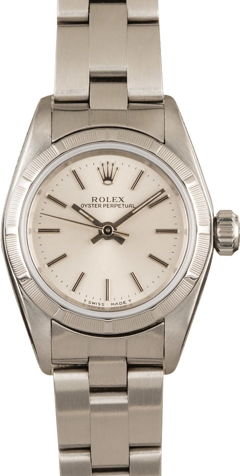 Ladies Rolex Oyster Perpetual 67230
