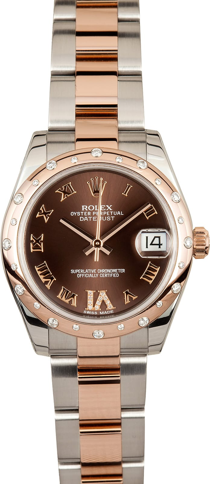Used Rolex Submariner >> Rolex Mid Size Ladies Datejust 178341 - Save At Bob's Watches