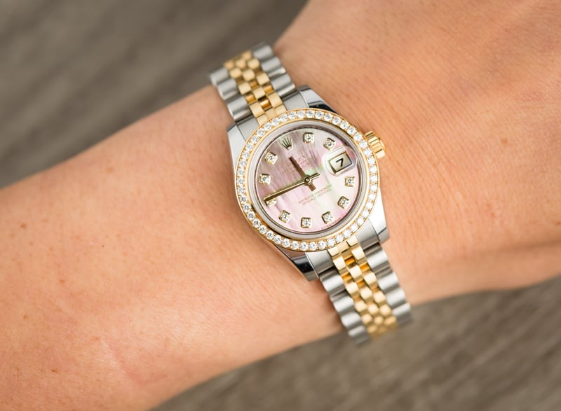 a439cc6c8a77 Lady-Datejust 179383 Diamond Mother of Pearl