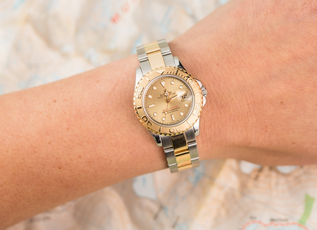 Rolex Yachtmaster Lady