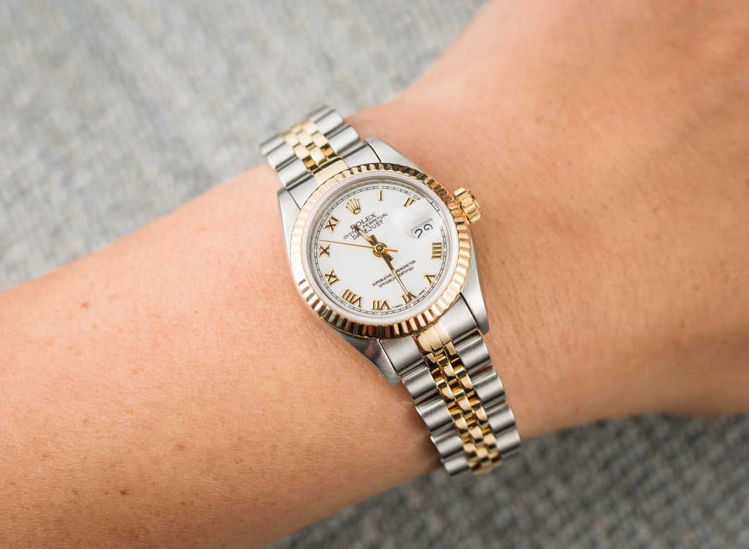 Rolex Datejust 26 Mm Armourseal Co Uk