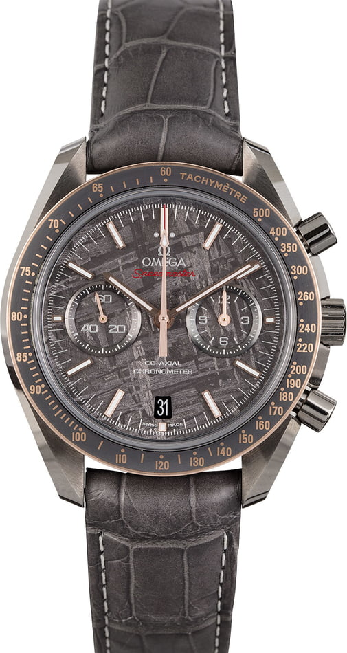 Omega Speedmaster Moonwatch 'Grey Side of the Moon'