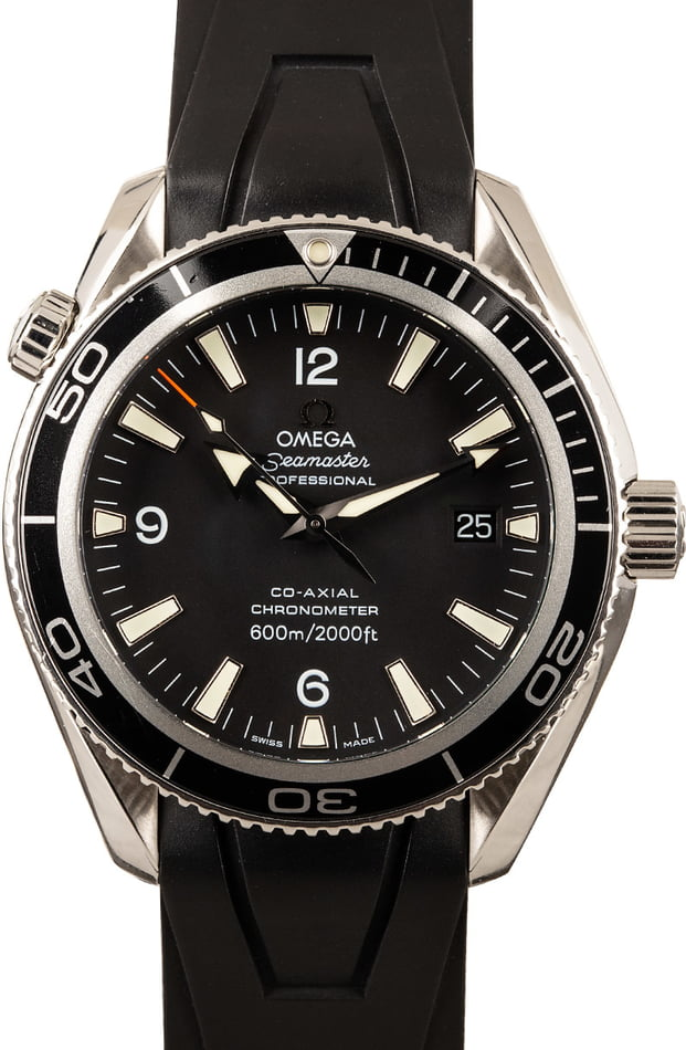 Authentic Omega Planet Ocean 2900.50.91