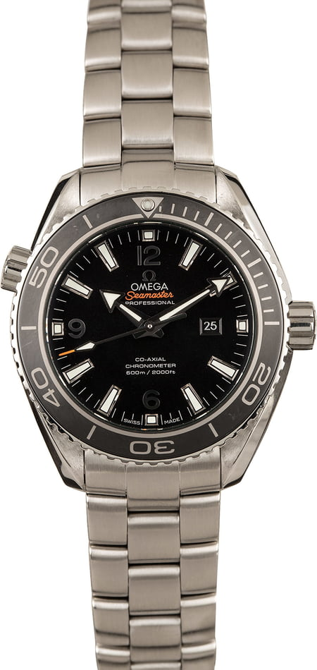 Pre-Owned Omega Seamaster 232.30.38.20.01.001 t