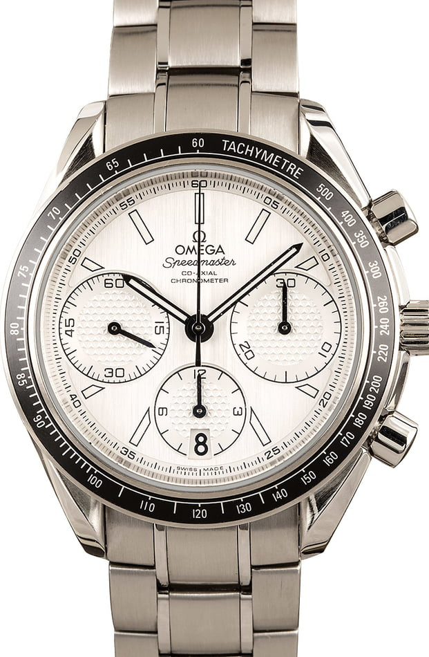 Pre-Owned Omega Speedmaster Racing 326.30.40.50.02.001