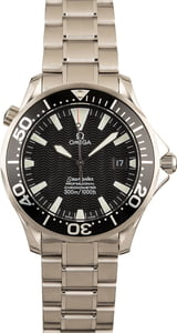 Pre-Owned Omega Seamaster 300M Chonometer