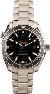 Omega Seamaster Planet Ocean 42MM Steel Watch
